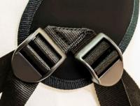 смотреть фото страпон uni-7 с вибрацией, 2 насадками производитель LoveToy
