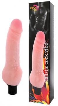 смотреть фото вибратор realistic cock vibe 19,5х3,7 производитель Биоритм