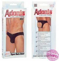 смотреть фото мужские трусы adonis open back brief производитель California E-Nov