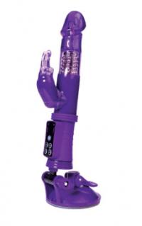 смотреть фото вибратор 21 см. с клиторальным отростком производитель ToyFa