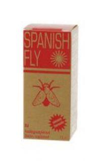 Обоюдные возбуждающие капли Spanish Fly Gold