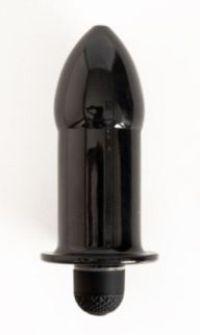 смотреть фото вибровтулка 12,5 см черная производитель ToyFa