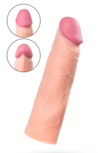Насадка на пенис Boost 16,5 см.