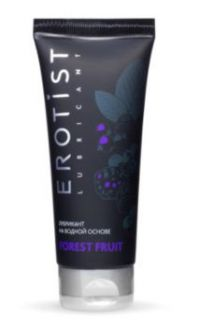 Вагинальная смазка Erotist Forest Fruit 100 мл.
