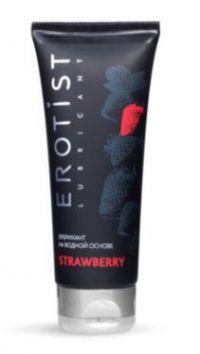 Вагинальная смазка Erotist Strawberry 100 мл.