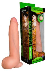 Фаллоимитатор с мошонкой Human Form 20,5 см.