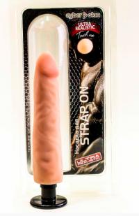 Насадка для страпона Harness 17,5х3,6 см.