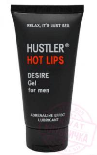 Гель смазка Hot Lips 75 мл.