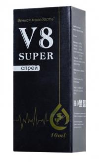 Продлевающий секс спрей V 8 SUPER
