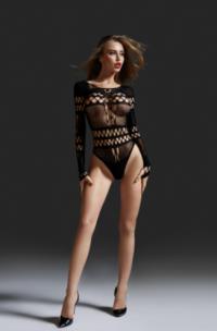 Эротическая сетка на тело Venera, разм. универсальный