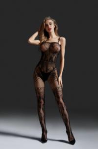 Эротическая сетка на тело Kassandra, разм. универсальный