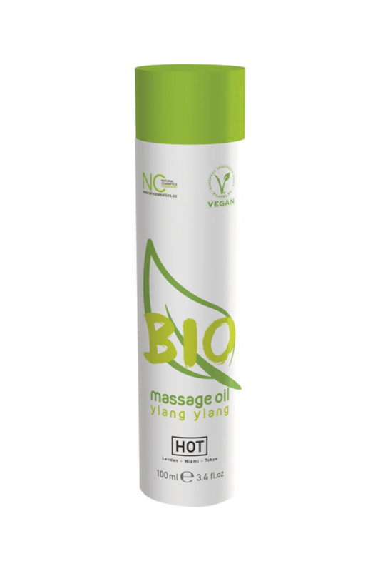 массажное масло hot bio massage oil ylang ylang 100 мл, tfa-44150 TFA-44150