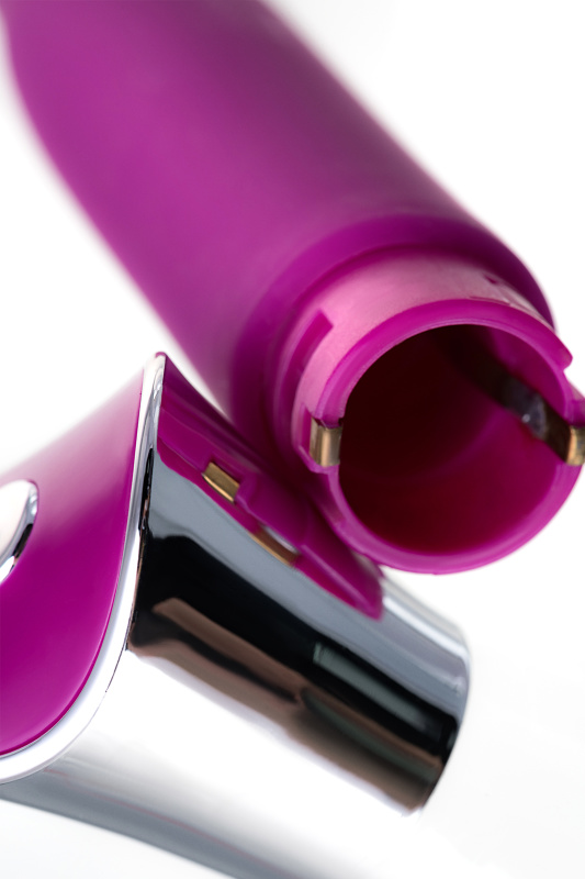 стимулятор для точки g jos gaell, с гибкой головкой, силикон, фиолетовый, 21,6 см., tfa-783008 TFA-783008