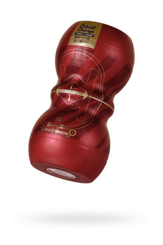 Мастурбатор нереалистичный, Smart Gear, MensMax, TPE, коричневый, 15 см, TFA-MM-02