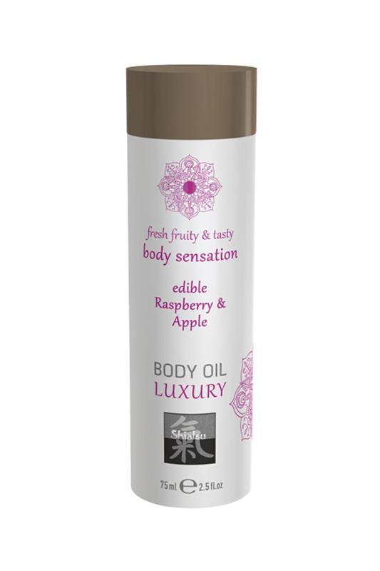 съедобное масло для тела малина и яблоко, 75мл., tfa-67022 TFA-67022