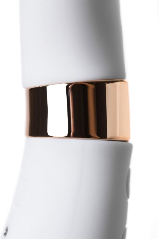 многофункциональный стимулятор для пар satisfyer partner multifun 3, силикон, белый, 23,5 см, tfa-j2018-40-white TFA-J2018-40-White