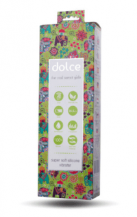 вибратор dolce mateo fresh lime TF-591002