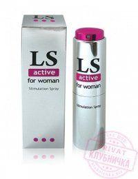 смотреть фото возбуждающий спрей женский lovespray active 18 мл производитель Биоритм