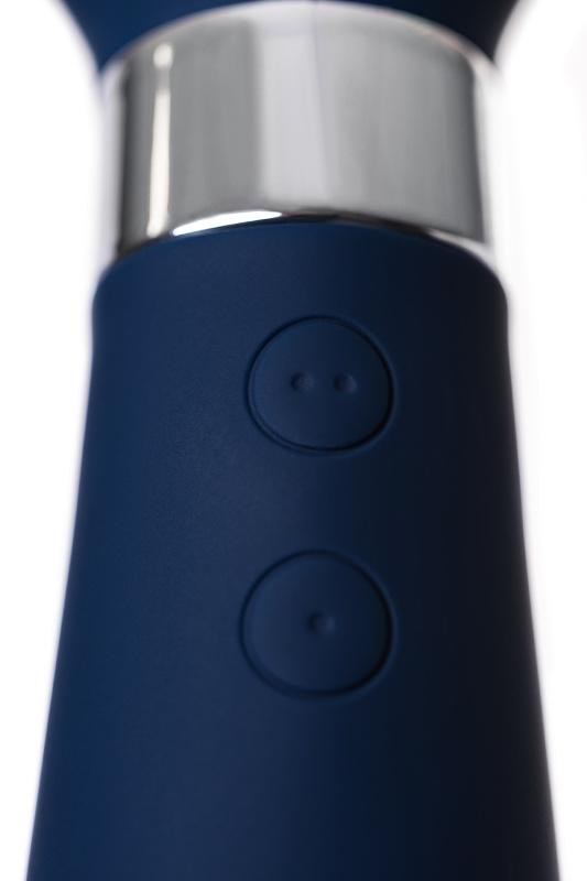 многофункциональный стимулятор для пар satisfyer partner multifun 3, силикон, синий, 23,5 см, tfa-j2018-40-blue TFA-J2018-40-Blue