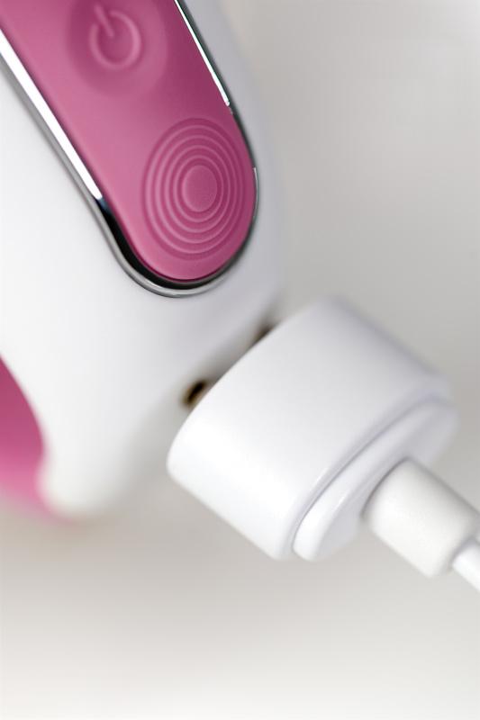 нереалистичный вибратор satisfyer vibes petting hippo, силикон, красный, 22,9 см, tfa-ee73-874-1017 TFA-EE73-874-1017