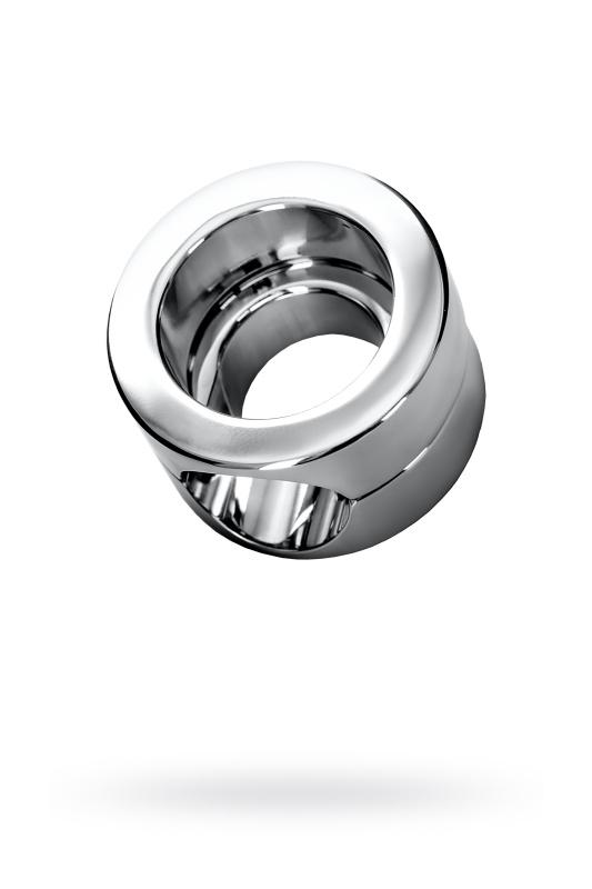 Утяжелитель на мошонку, TOYFA Metal, серебристый, TFA-717146
