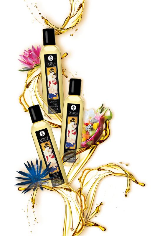 массажное масло shunga asian fusion, возбуждающее, натуральное, 250 мл, tfa-1018 TFA-1018