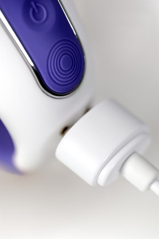 нереалистичный вибратор satisfyer vibes magic bunny, силикон, фиолетовый, 17,7 см, tfa-ee73-826-1017 TFA-EE73-826-1017