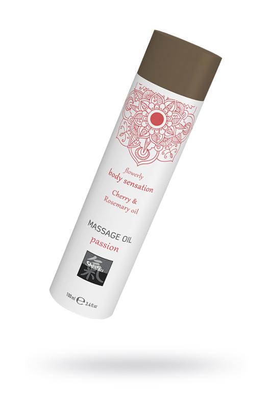 массажное масло passion - вишня и масло розмарина, 100 мл., tfa-67005 TFA-67005