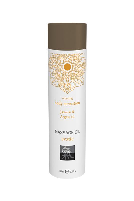 массажное масло erotic - жасмин и аргановое масло, 100 мл,, tfa-67004 TFA-67004