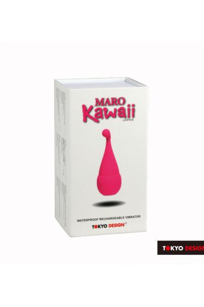 Стимулятор клитора и наружных эрогенных зон MARO KAWAII 1