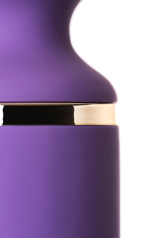 нереалистичный вибратор satisfyer woman wand, 10 режимов вибрации, abs пластик, фиолетовый, 34 см, ø 5,7 см, tfa-j2018-47-3 TFA-J2018-47-3