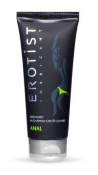 смотреть фото анальная силиконовая смазка erotist anal 100 мл.