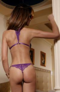 боди candy girl кружевное фиолетовое-os TFA-840043