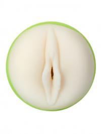 мастурбатор вагина toyfa a–toys зеленый/телесный TF-763006