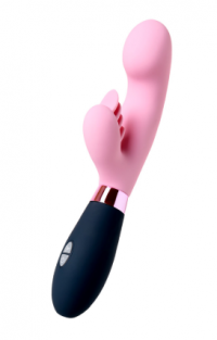 Вибратор Eromantica Ornella 3 в 1, вагинально–клиторальный