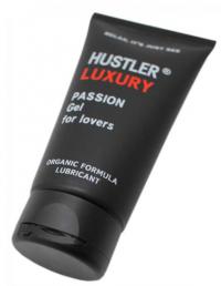гель-смазка hustler luxury водно-силиконовая классическая, 75 мл XM-37101